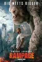 Rampage #1541604 movie poster