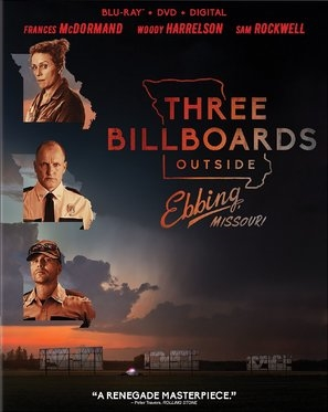 Three Billboards Outside Ebbing, Missouri poster #1541811