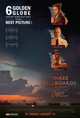 Three Billboards Outside Ebbing, Missouri poster #1541812
