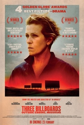 Three Billboards Outside Ebbing, Missouri poster #1541818