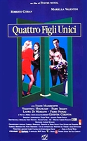 Quattro figli unici movie poster