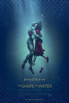 The Shape of Water poster #1541986