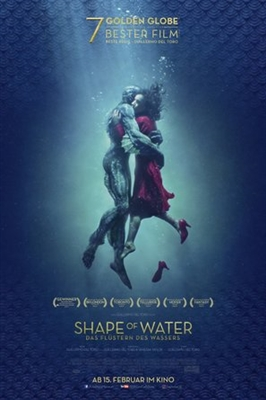 The Shape of Water poster #1541987