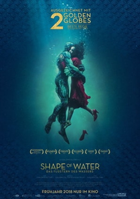 The Shape of Water poster #1541988