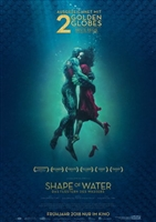 The Shape of Water #1541988 movie poster