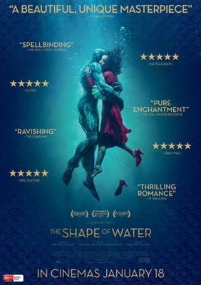 The Shape of Water poster #1541989