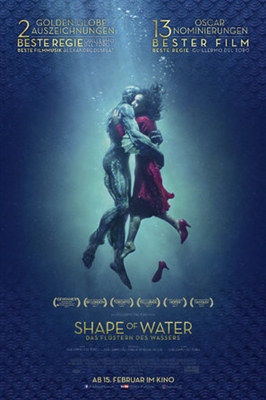 The Shape of Water poster #1541992