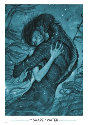 The Shape of Water poster #1542146