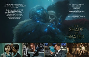 The Shape of Water poster #1542150