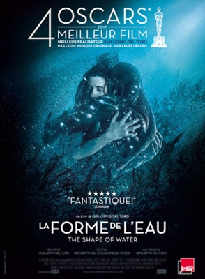 The Shape of Water poster #1542151