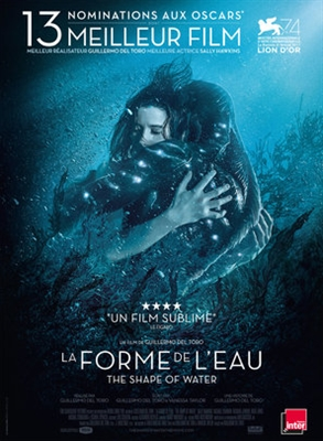 The Shape of Water poster #1542152