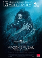 The Shape of Water #1542152 movie poster