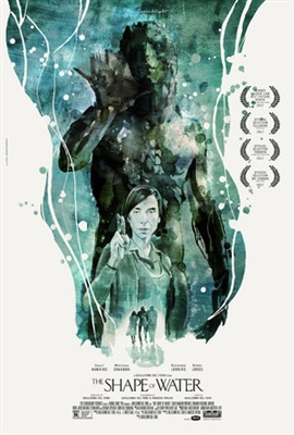The Shape of Water poster #1542154