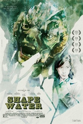 The Shape of Water poster #1542155