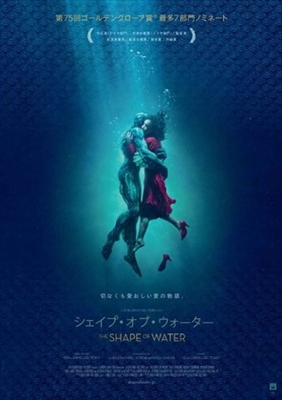 The Shape of Water poster #1542162