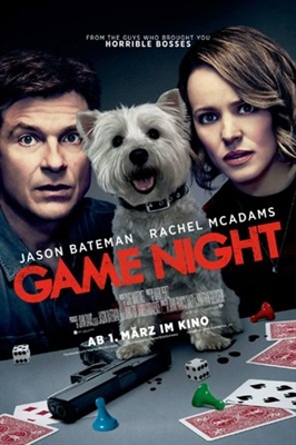 Game Night poster #1542244