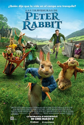Peter Rabbit poster #1542266