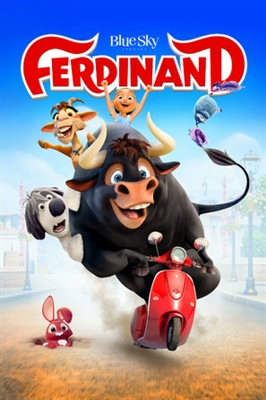 The Story of Ferdinand  poster #1542381