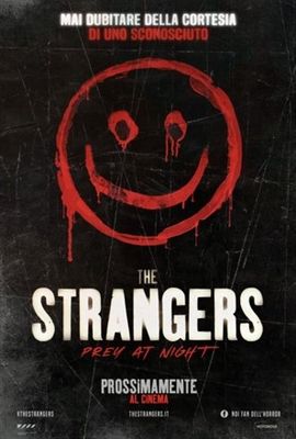 The Strangers: Prey at Night poster #1542507