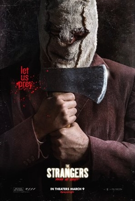 The Strangers: Prey at Night poster #1542524