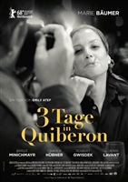 3 Tage in Quiberon movie poster