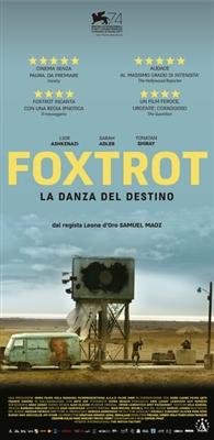 Foxtrot poster #1542547