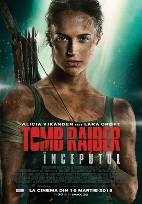 Tomb Raider poster #1542589