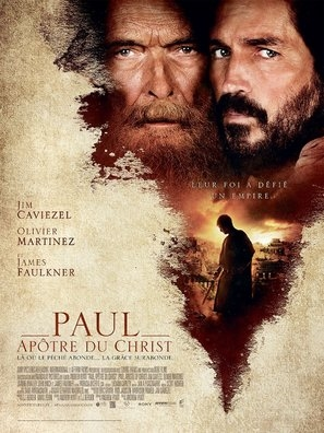 Paul, Apostle of Christ poster #1542768