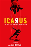Icarus movie poster