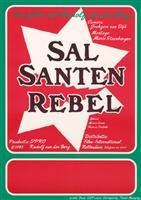 Sal Santen rebel movie poster