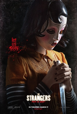 The Strangers: Prey at Night poster #1542963