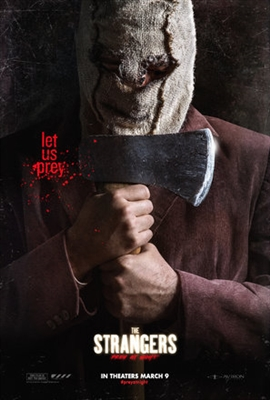 The Strangers: Prey at Night poster #1542964