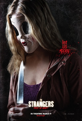 The Strangers: Prey at Night poster #1542965