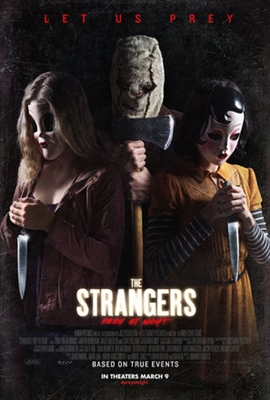 The Strangers: Prey at Night poster #1542968