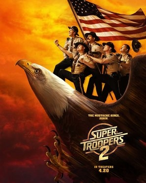Super Troopers 2 poster #1543014