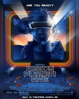 Ready Player One #1543139 movie poster