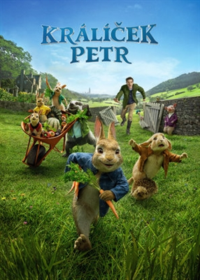 Peter Rabbit poster #1543200