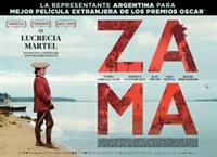 Zama (2017) movie posters