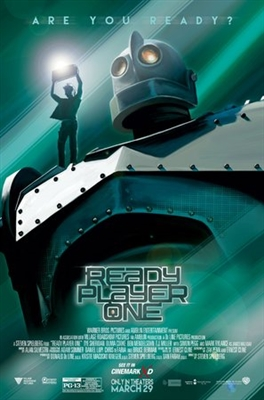 Ready Player One poster #1543544