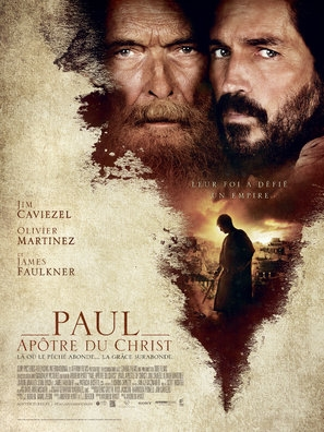 Paul, Apostle of Christ poster #1543594