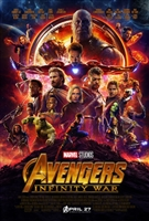 Avengers: Infinity War  #1543892 movie poster