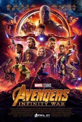 Avengers: Infinity War  poster #1543898