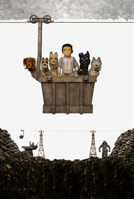 Isle of Dogs poster #1543937