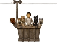 Isle of Dogs #1543939 movie poster