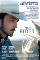 The Rider (2017) movie posters