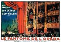 The Phantom of the Opera movie poster