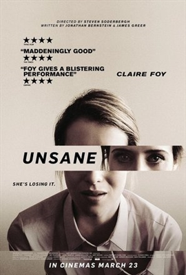 Unsane poster #1543993
