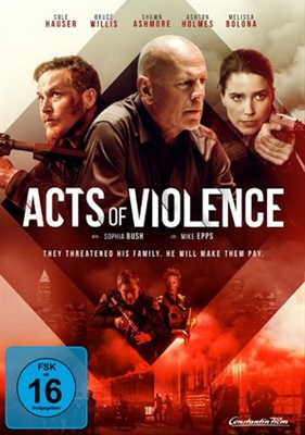Acts of Violence poster #1543997