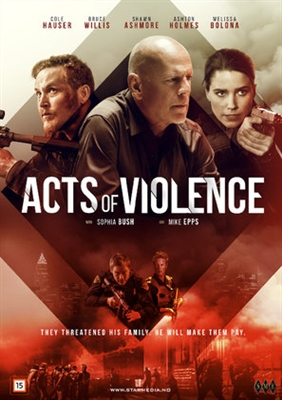Acts of Violence poster #1543998