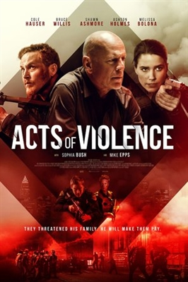 Acts of Violence poster #1544001